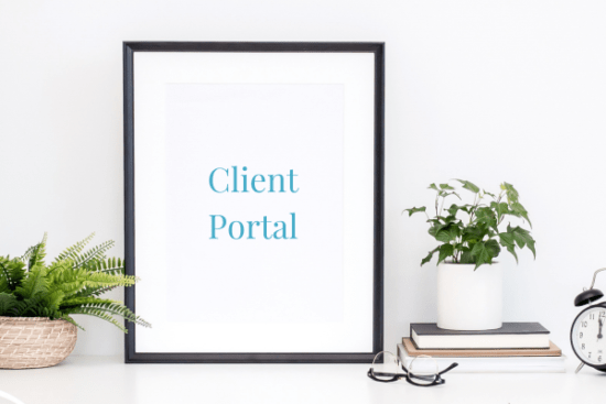 Wendy Neal Design - Client Portal