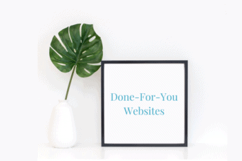 Wendy Neal Design - Done-For-You Websites